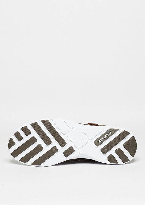 Supra Schuh Hammer Run morel/brown/white