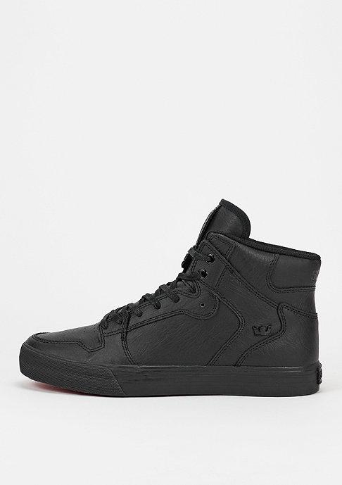 Supra Schuh Vaider Classic black/black/red