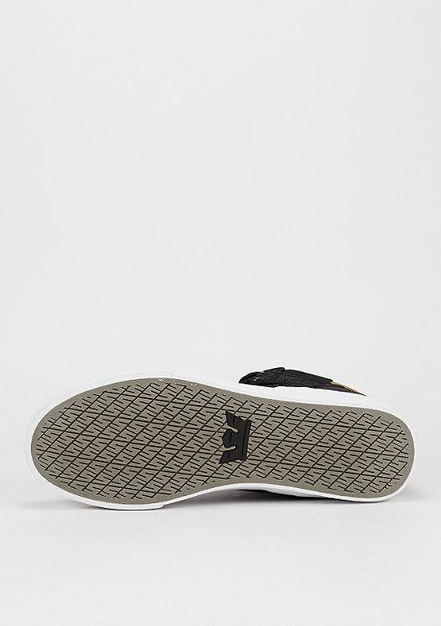 Supra Schuh Vaider black/cathay spice/white