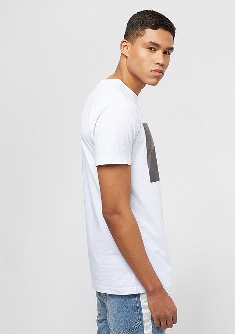 Mister Tee T-Shirt Trust white