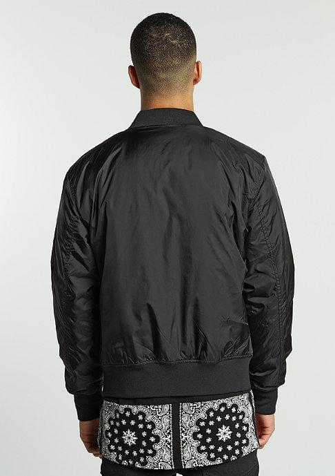 Urban Classics Jacke Bomber 2.0 black