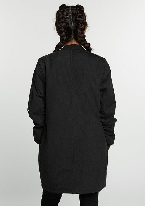 Urban Classics Jacke Peached Long Bomber black