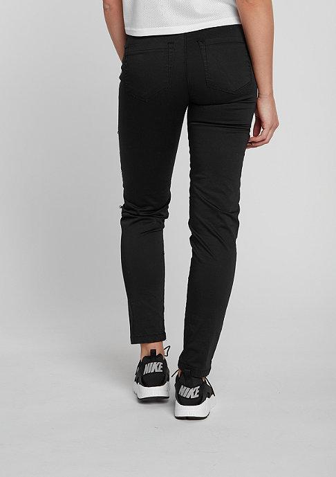 Urban Classics Jeans Stretch Biker black