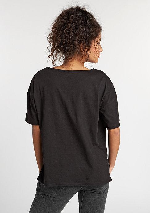 Urban Classics T-Shirt Tech Mesh black/black