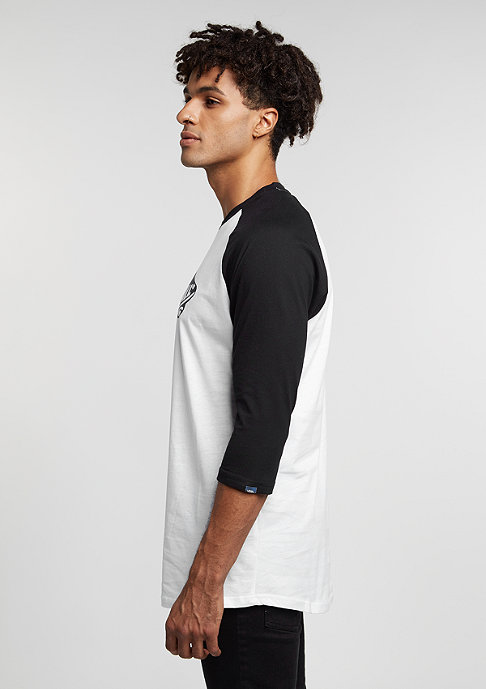 VANS Longsleeve OTW Raglan white/black/black