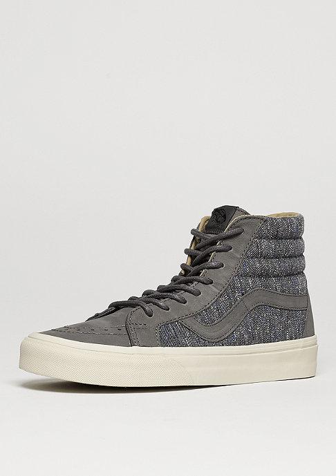 VANS Skateschuh SK8-Hi Reissue DX Tweed grey