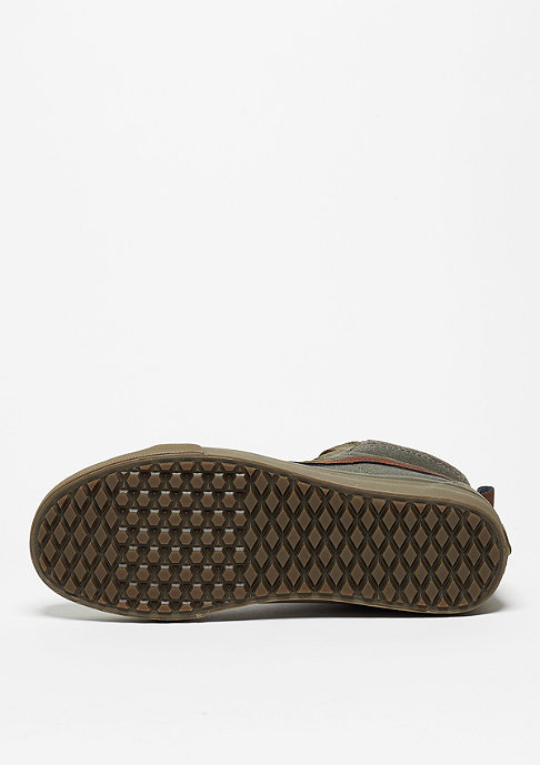 VANS Schuh Sk8-Hi MTE DX ivy green/dark gum