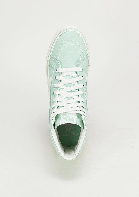 VANS Skateschuh Sk8-Hi Slim gossamer green/blanc de blanc