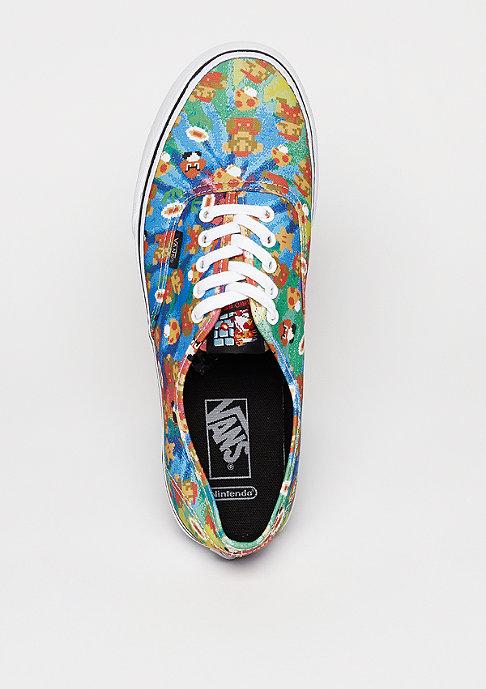 VANS Schuh Authentic Nintendo Super Mario Bros tie dye