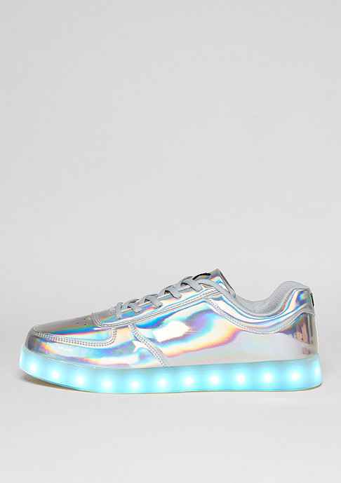 Wize & Ope Schuh LED Pop silver