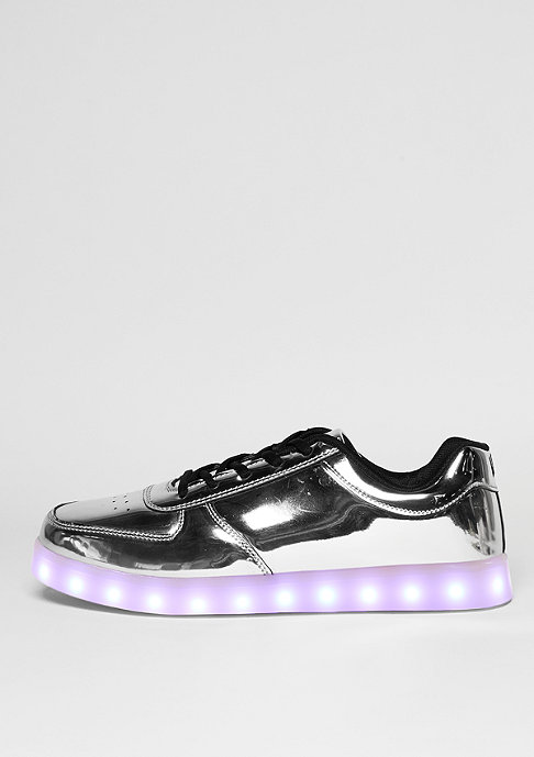 Wize & Ope Schuh LED silver