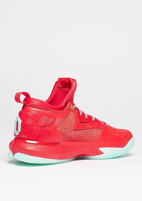 adidas Basketballschuh D Lillard 2 ray red/ice green/ray red