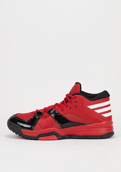adidas Basketballschuh First Step scarlet