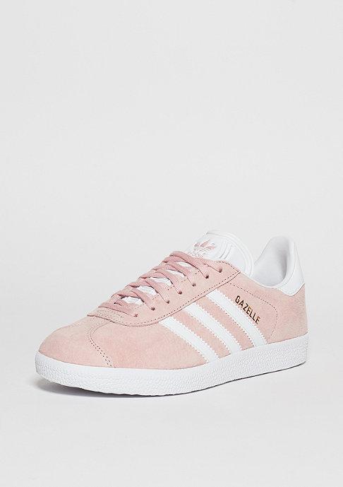 adidas Schuh Gazelle vapour pink/white/gold metallic