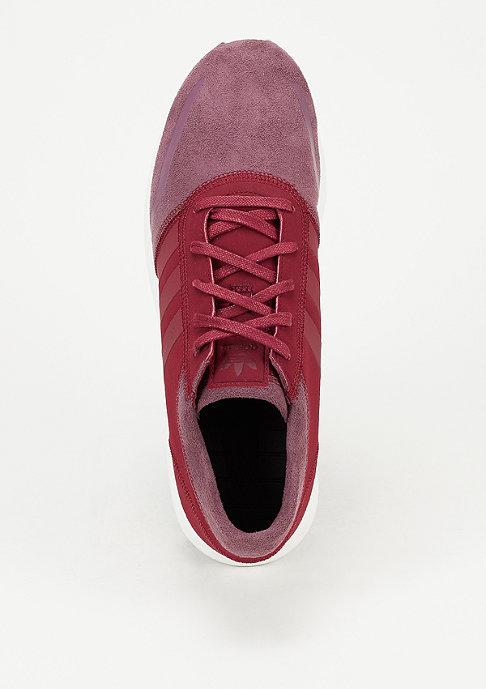 adidas Schuh Los Angeles collegiate burgundy