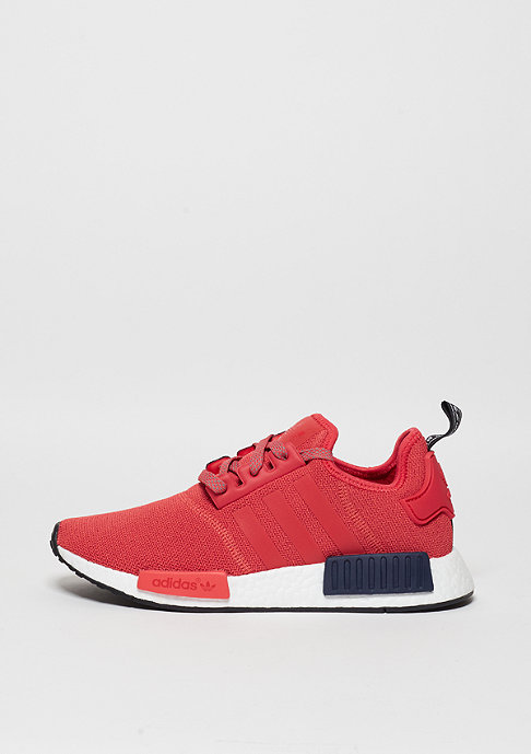 adidas Laufschuh NMD Runner vivid red/vivid red/collegiate navy