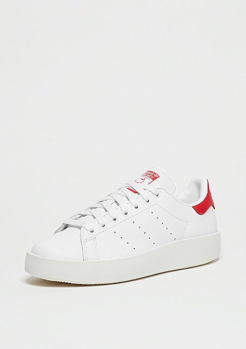 adidas Schuh Stan Smith Bold white/red