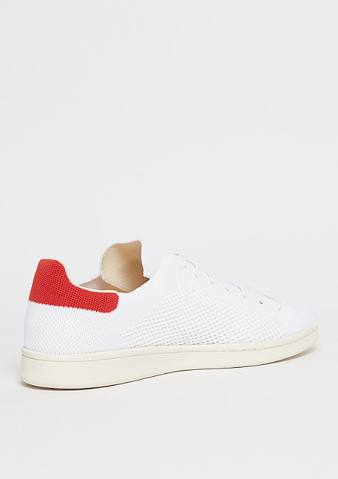 adidas Stan Smith OG Primeknit white/red