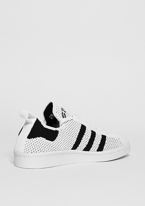 adidas Schuh Superstar 80s Primeknit white/core black/white