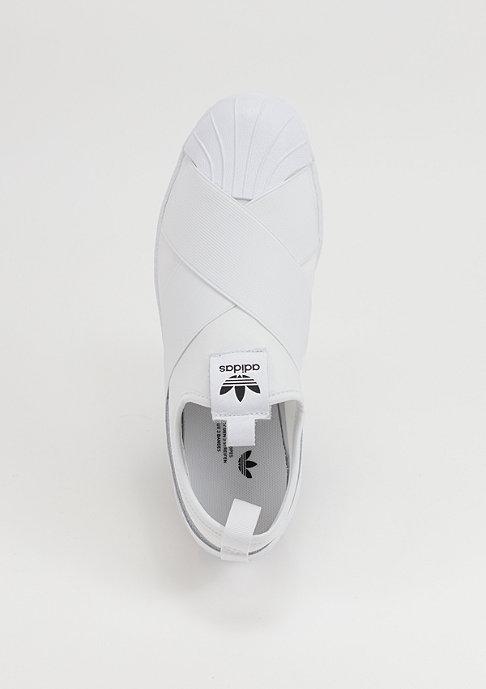 adidas Schuh Superstar Slip On white/white/core black