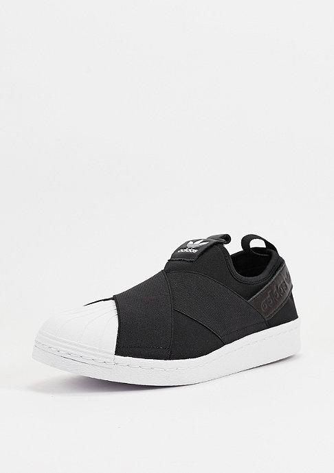 adidas Schuh Superstar Slip On core black/core black/white