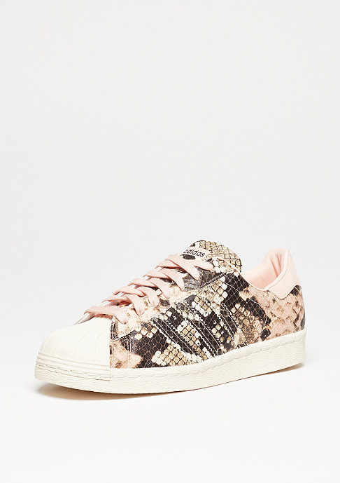 adidas Laufschuh Superstar 80s vapour pink/vapour pink/off white