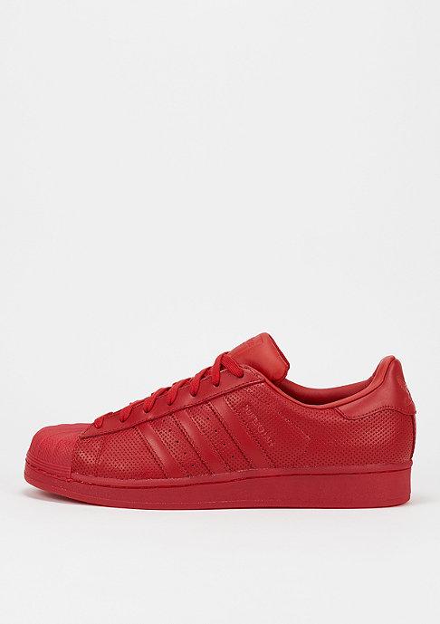 adidas Schuh Superstar Translucient scarlet