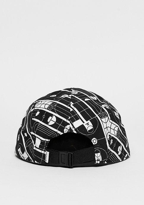 adidas 5-Panel-Cap Tra black