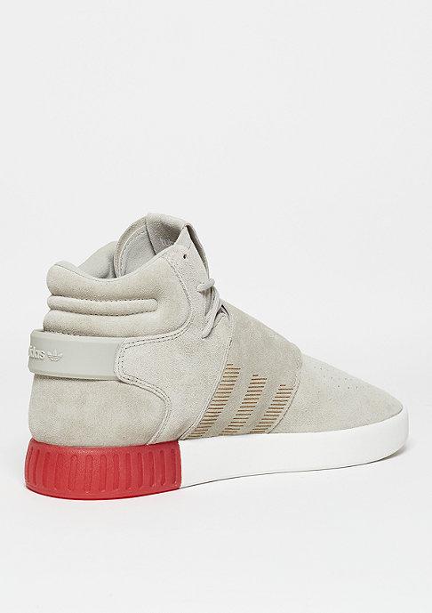 adidas Schuh Tubular Invader Strap sesame/sesame/vivid red