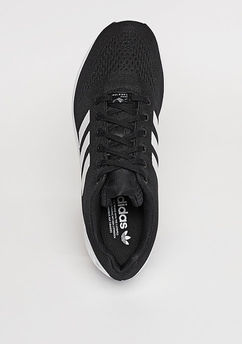 adidas Laufschuh ZX Flux EM core black/white/core black