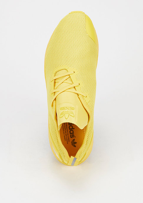 adidas Laufschuh ZX Flux Racer Asym spring yellow