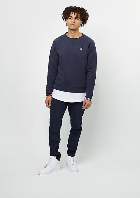 Fila Sweatshirt Heritage Line Pozzi peacoat