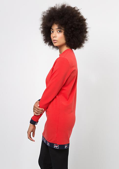 Fila Kleid Heritage Line Dress Viola formuka one red