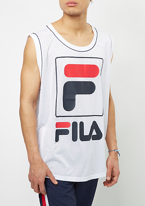 Fila Tanktop Urban Line Top Rim Tank bright white