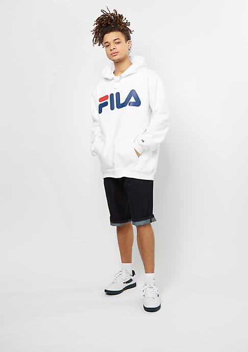 Fila Hooded-Sweatshirt Urban Line Basic Classic Logo Kangaroo bright wht