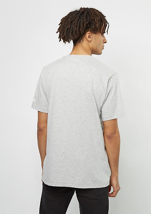 Fila T-Shirt Urban Line Basic Classic Logo light grey