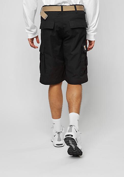 Carhartt WIP Cargo-Shorts Regular black rinsed