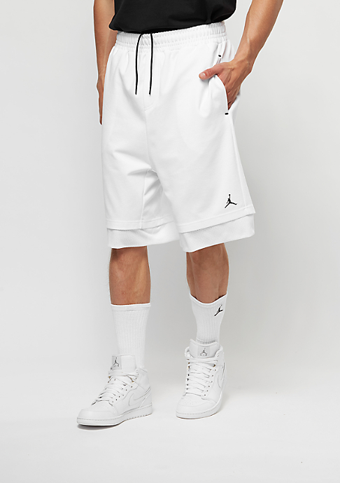 JORDAN Sport-Shorts 23 Lux white/white/black