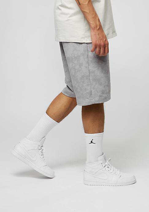 JORDAN Sport-Shorts Fadeaway matte silver