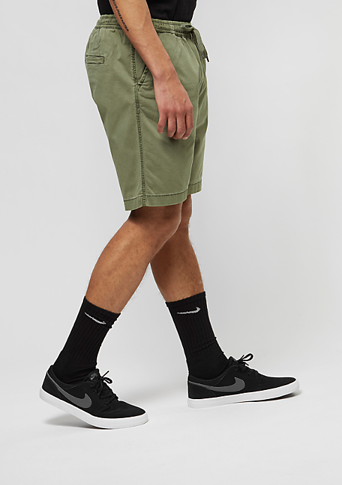 Urban Classics Chino-Short Stretch Twill olive