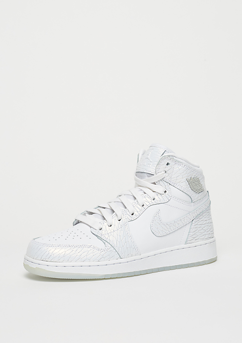 JORDAN Air Jordan 1 Retro High white/white/pure platinum