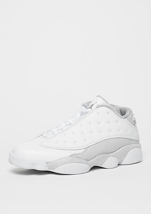 JORDAN Air Jordan 13 Pure Money Retro Low white/metallic silver