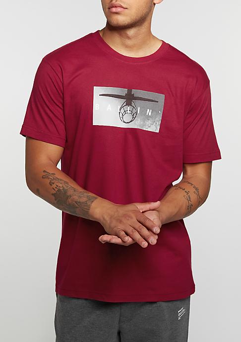 Mister Tee T-Shirt Ballin ruby