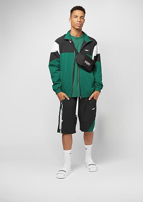 SNIPES Block black/white/evergreen