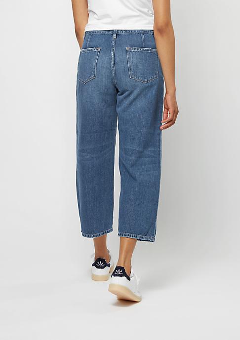 Carhartt WIP Jeans-Hose Peck blue prime stone
