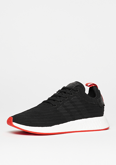 adidas Laufschuh NMD R2 PK core black/core black/core red