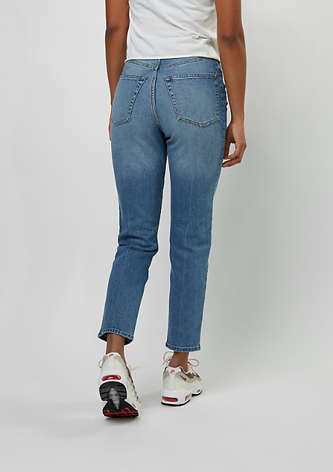 Cheap Monday Jeans-Hose Donna dash blue