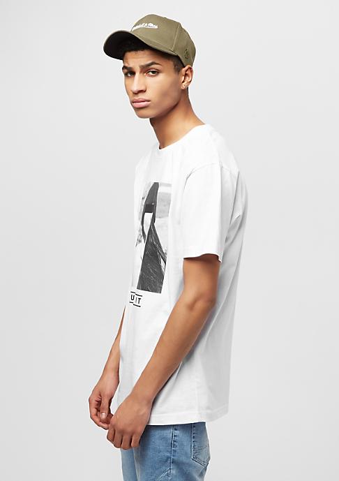 Mister Tee T-Shirt F#?KIT white