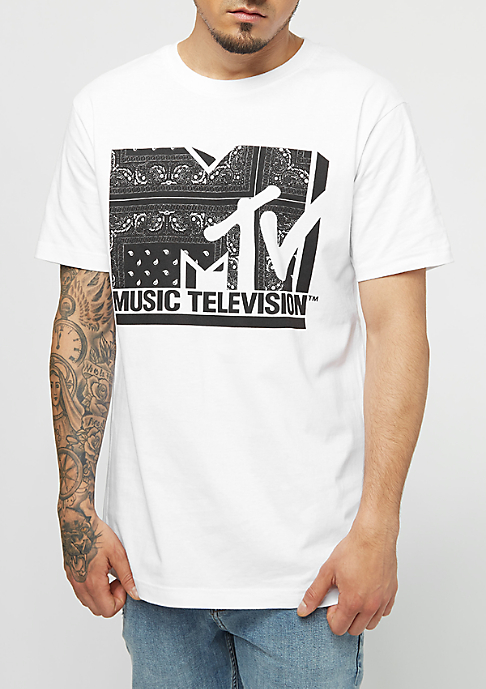 Mister Tee MTV I Am Music white