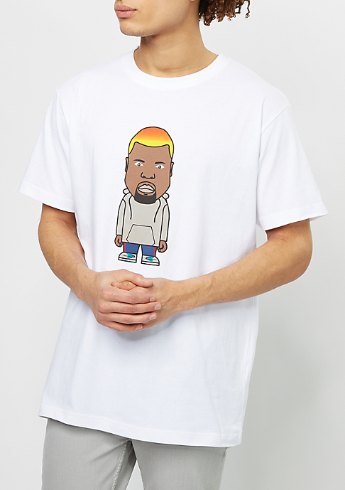 Mister Tee T-Shirt Name One white